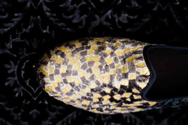 slipper mosaic woman nicolao atelier venice 1