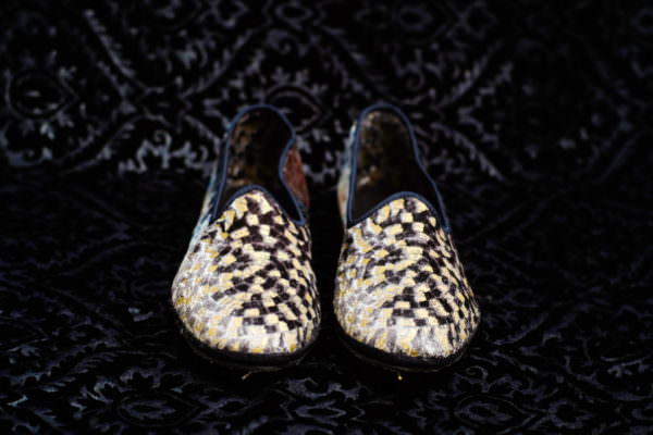 slipper mosaic woman nicolao atelier venice 2
