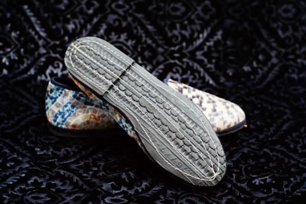 slipper mosaic woman nicolao atelier venice 3