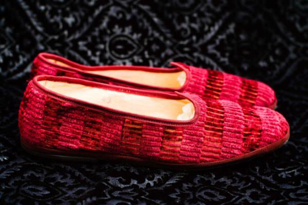 red slippers man nicolao atelier venice 1