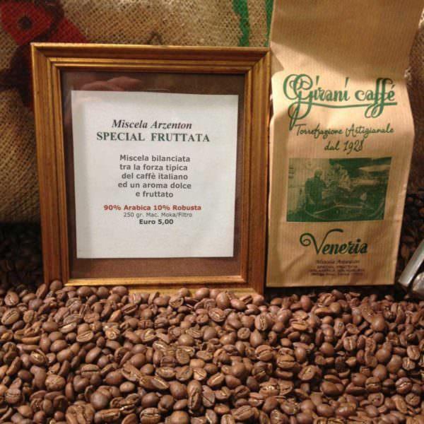 Caffè Girani - Miscela Arzenton Special Fruttata