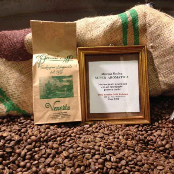 miscela rosina super aromatica girani caffè venezia
