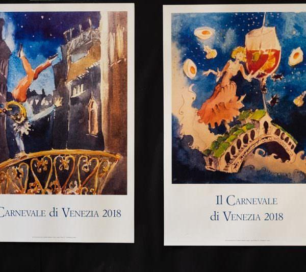 locandine carnevale venezia