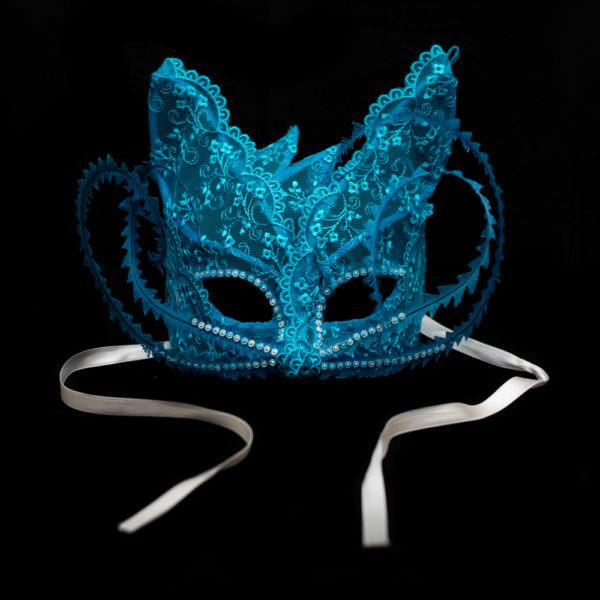 Gattina Maliziosa Azzurra
