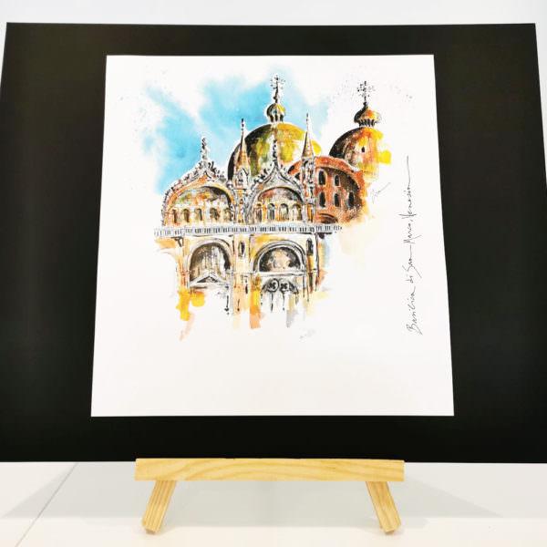 Basilica San Marco - Zuaart