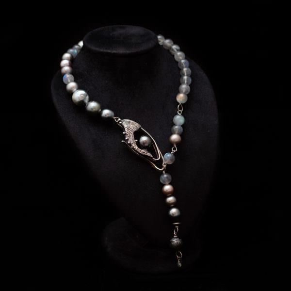 collana perla nera 2