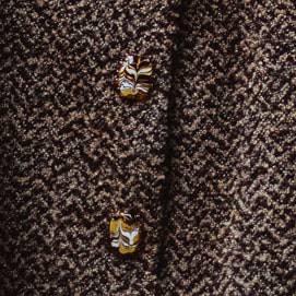 Wool Coat details