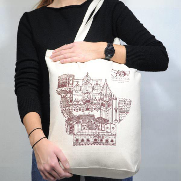 Shopper Bag Save Venice