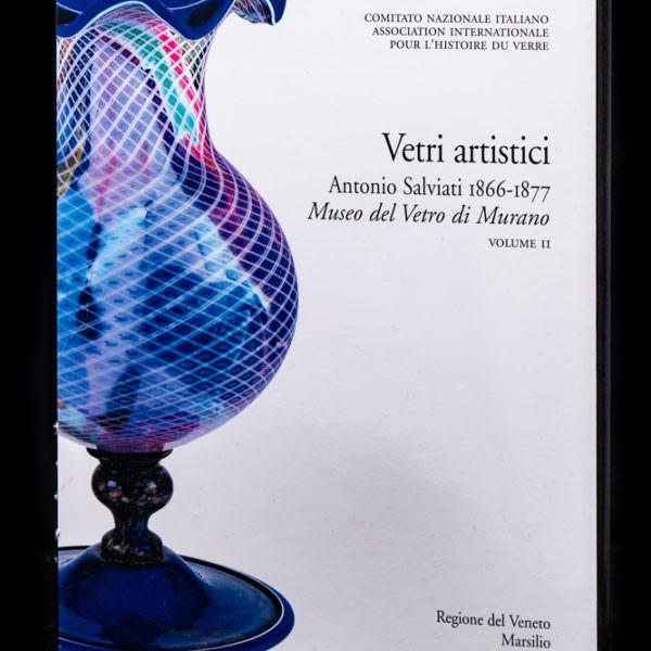 Vetri artistici libro - Marsilio