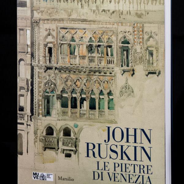 John ruskin libro venezia - marsilio