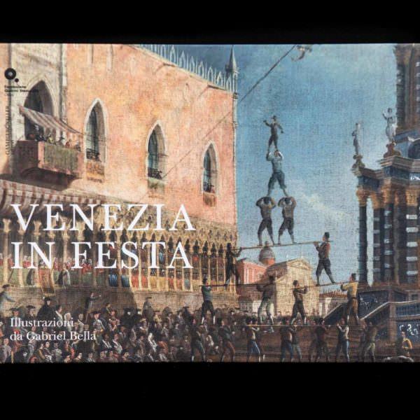 libro sulle feste di venezia