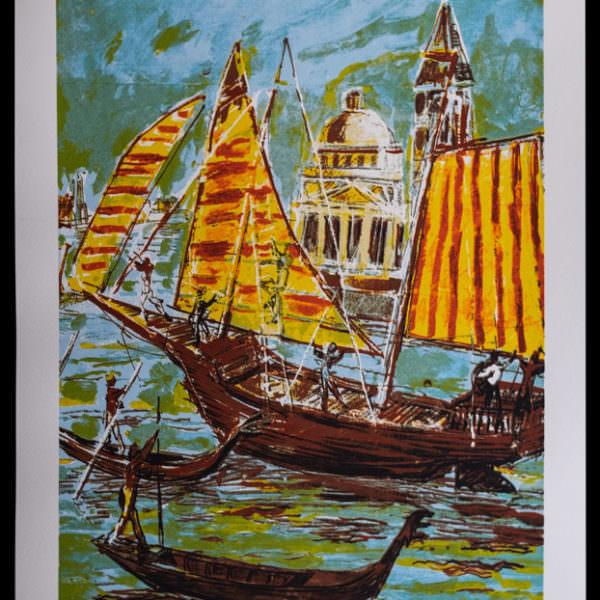 Dario Fo - Johan Padan scappa da Venezia per la Spagna