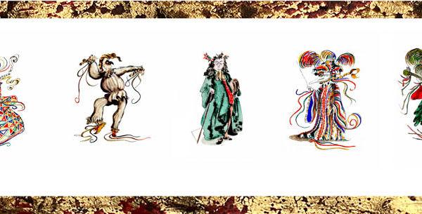 maschere commedia dell'arte - venicegallery