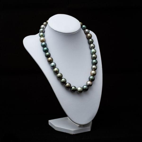 Collana in perle di Tahiti classica