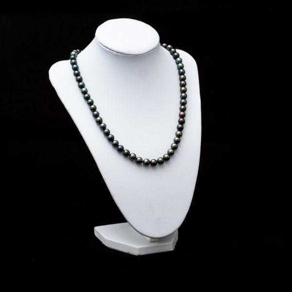 Collana in perle di Tahiti classica ED