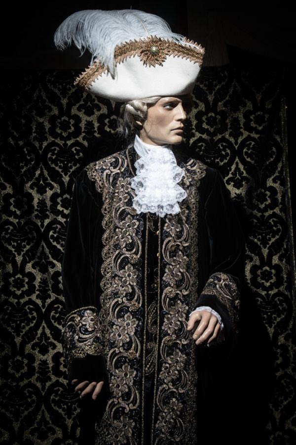 inquartata costume storico nicolao atelier venezia 1