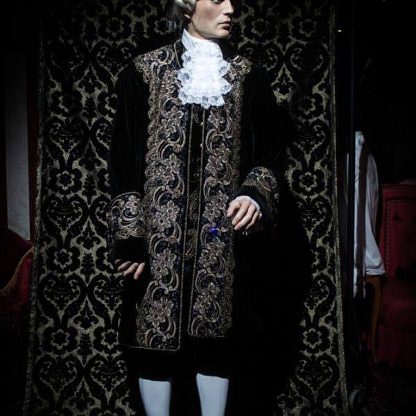 inquartata costume storico nicolao atelier venezia