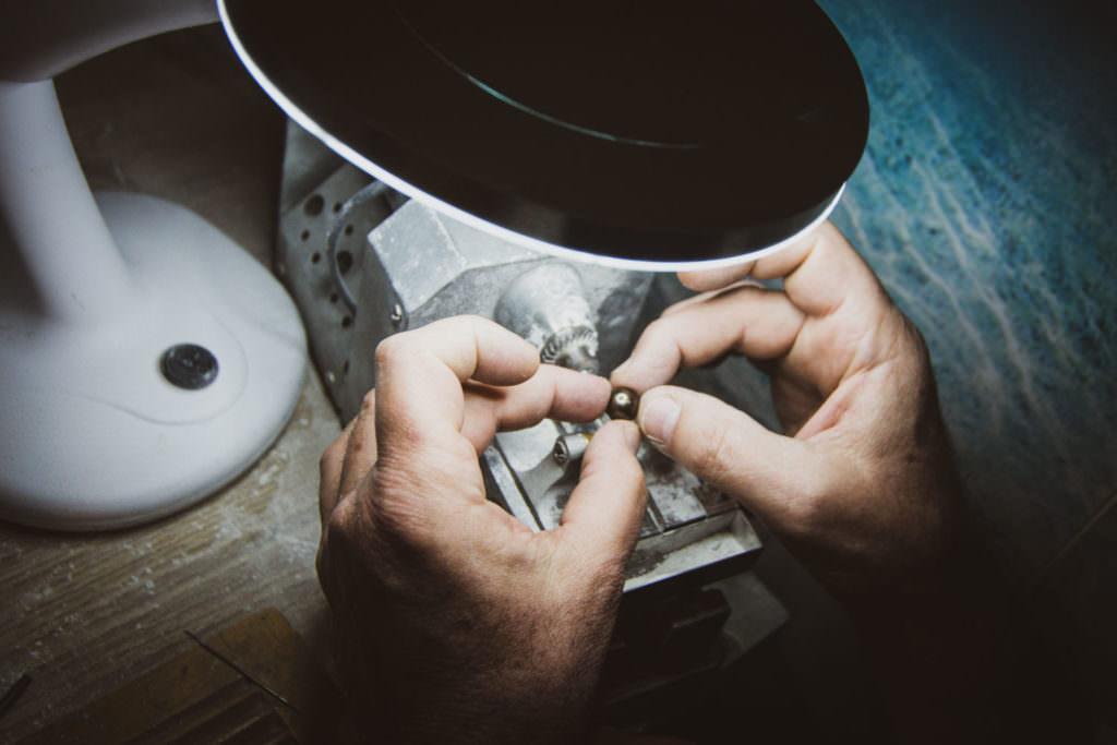 Lavorazione Edoardo Occelli Riviera Art 5