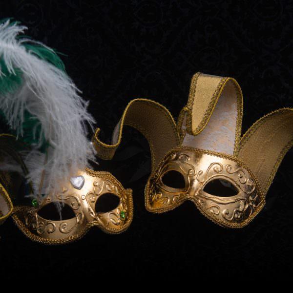 Lui & Lei maschere materdomini