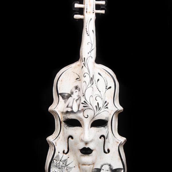 Maschera violino francagirls