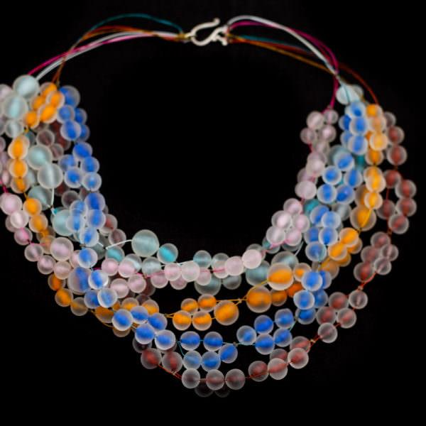 collana perle arcobaleno mnpideas