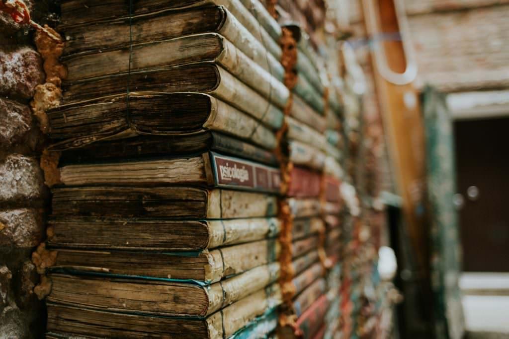 acqua alta bookshop venice